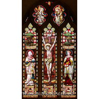 St Laurence & All Saints, Eastwood Church - The E window.