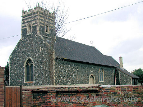 St Mary the Virgin, Little Thurrock Church