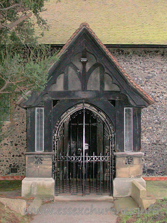 St Mary the Virgin, Little Thurrock Church - 