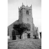 St Peter ad Vincula, Coggeshall Church - One of a series of 8 photos bought on eBay. Photographer unknown.