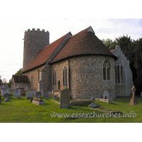 St Gregory & St George, Pentlow