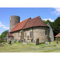 St Gregory & St George, Pentlow Church