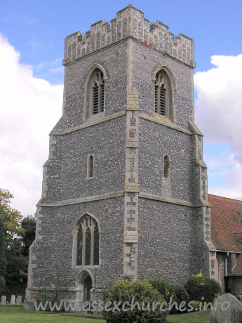St Mary Magdalen, Thorrington Church
