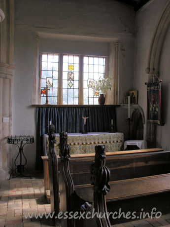 St Ann & St Laurence, Elmstead Church