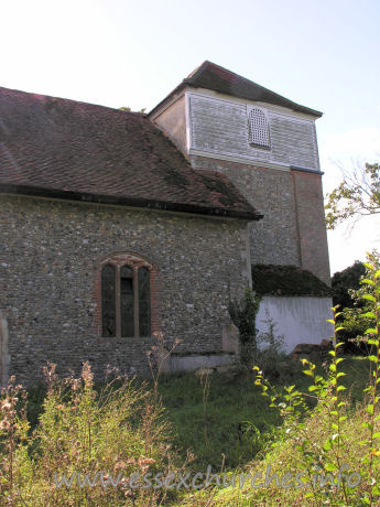 All Saints, Great Oakley Church