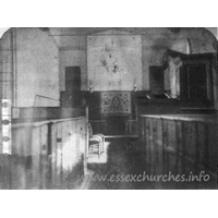 St Giles, Langford Church - Supplied by Linda Lees.