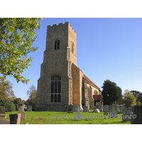 St Katharine, Gosfield Church