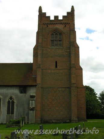 St Mary, Gestingthorpe Church