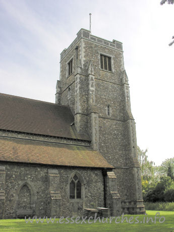 St Andrew, Hempstead Church