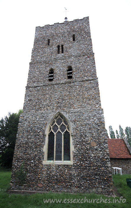 St Katharine, Little Bardfield Church