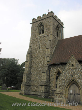 St Mary the Virgin, Farnham Church