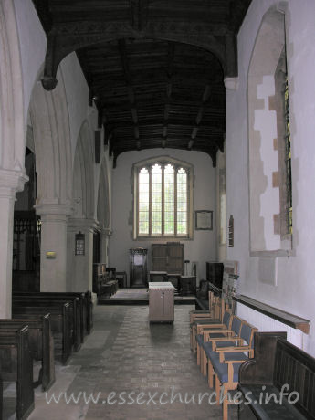 All Saints, Great Chesterford Church