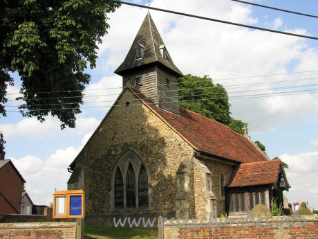 St John the Baptist, Little Yeldham Church