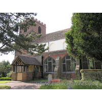 St Andrew, Helion Bumpstead Church