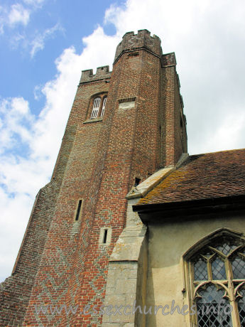 St Margaret, Tilbury-juxta-Clare Church