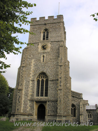St Nicholas, Elmdon Church