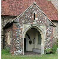St John, Mount Bures Church