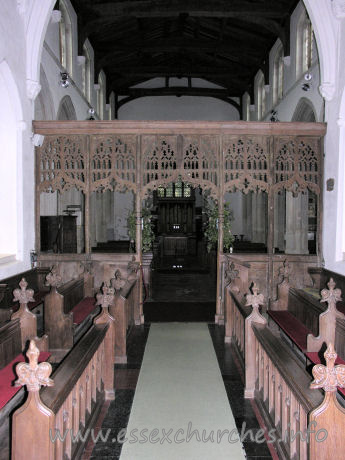St Mary & St Clement, Clavering Church