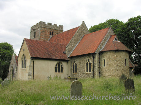 St Giles, Great Maplestead Church
