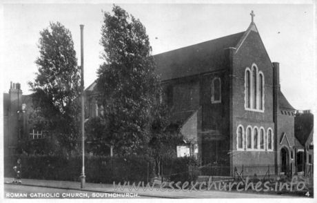 Sacred Heart (Catholic), Southchurch  Church