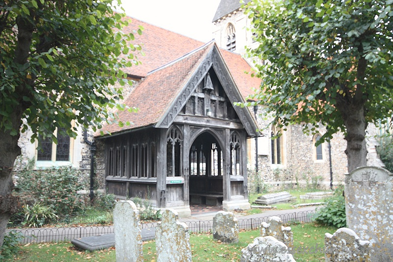 St Mary and St Hugh, Harlow (Old Harlow) Church