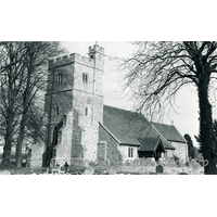 St Nicholas, Tillingham Church - Dated 1968. One of a set of photos obtained from Ebay. Photographer and copyright details unknown.