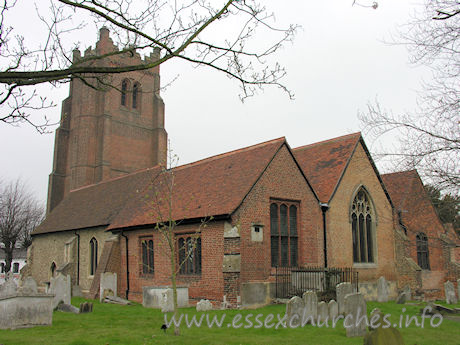 St Edmund & St Mary, Ingatestone Church