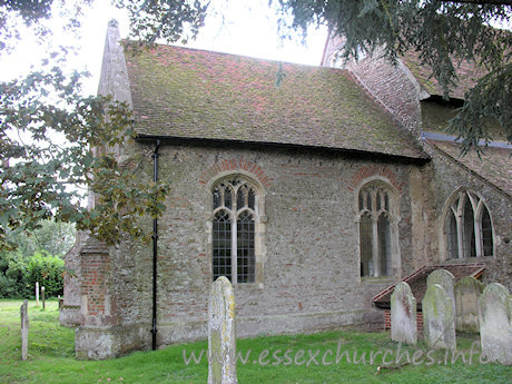 St Peter, Boxted Church