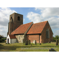 St Andrew, Abberton Church
