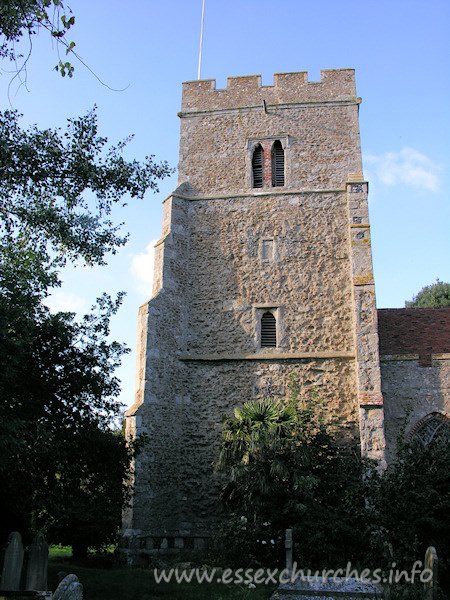 St Edmund King & Martyr, East Mersea Church