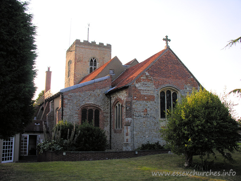 St Peter & St Paul, West Mersea Church