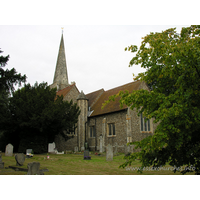 St Margaret & St Catherine, Aldham Church