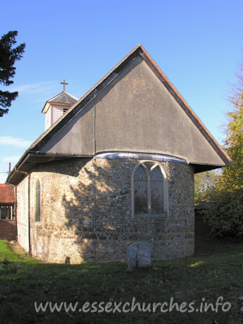 St James the Less, Little Tey Church