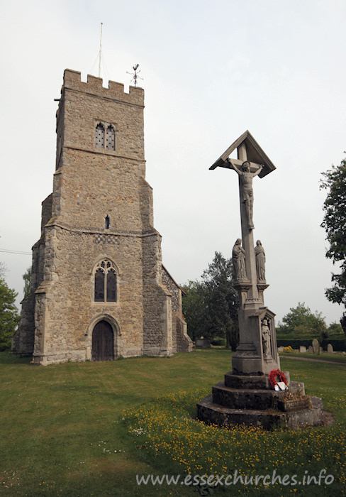 St Peter, Goldhanger Church