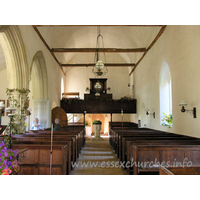 St Peter & St Paul, Bardfield Saling Church