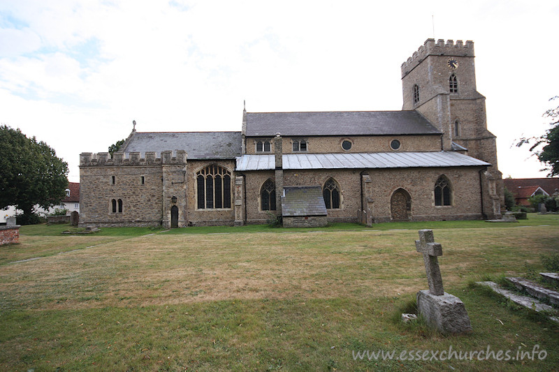 St Nicholas, Witham  Church