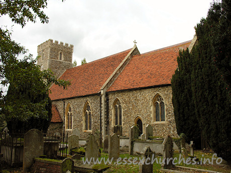 St James the Great, Great Saling Church