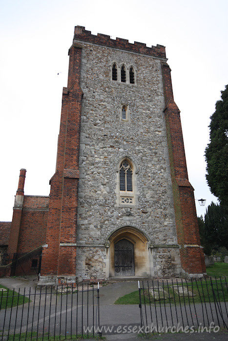 All Saints, Writtle Church
