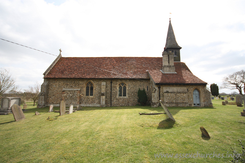 St John the Evangelist, Little Leighs Church