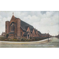 St Thomas, Becontree Church