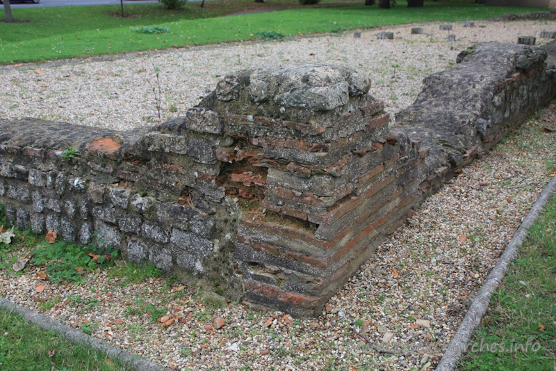 Butt Road - UK's Oldest Known Christian Church, Colchester Church