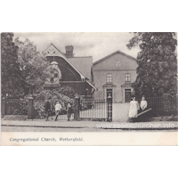 Congregational Church, Wethersfield  Church